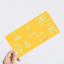 Darčekový poukaz - karta v hodnote 50 €