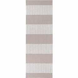Exteriérový behúň v hnedej farbe Narma Norrby, 70 × 200 cm