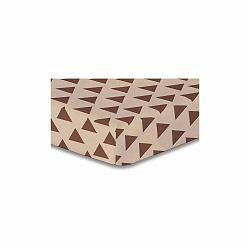 Plachta z mikrovlákna DecoKing Triangles, 220×250cm