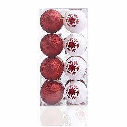 Sada 16 vianočných ozdôb DecoKing Cherry