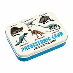 Sada náplastí v škatuľke Rex London Prehistoric Land