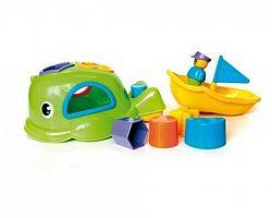 BumbleBee Zábavná velryba 5v1