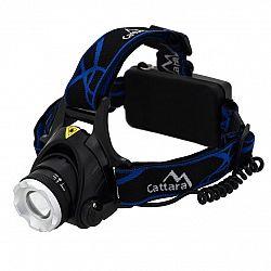 CATTARA čelovka LED 570lm ZOOM