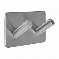 Fala Nalepovací dvojitý uhlový háčik 3M Steely, 9 x 4,5 x 3 cm