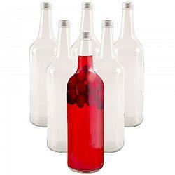 Fľaša sklo+viečko Spirit 1 l ORION