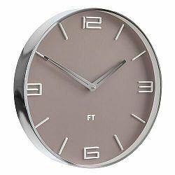 Future Time FT3010BR Flat café latte 30cm